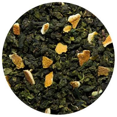 Чай Улун Красный Апельсин рассыпной 100 г