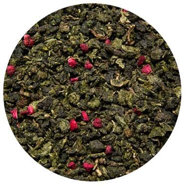 Чай Улун Малина с травами рассыпной 100 г