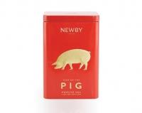 Праздничный чай Newby Год Свиньи 125 г