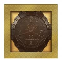 Шоколад Командирские Часы из темного шоколада 40 г