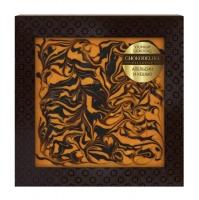 Chokodelika Узорный шоколад апельсин и кешью (блистер) 80 г