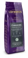 Кофе в зёрнах Lofbergs Crescendo Hella RA 400 г