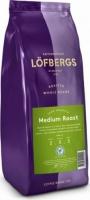 Кофе в зёрнах Lofbergs Medium Roast 1кг