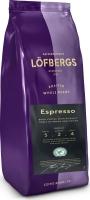 Кофе в зёрнах Lofbergs Espresso 1кг