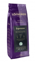 Кофе в зёрнах Lofbergs Espresso 400 г