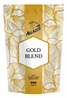 Кофе Agazzi Gold Blend Strong растворимый  сублимированный 100 г
