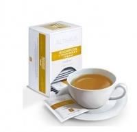 """Чай травяной Althaus Альтхаус Ройбуш """"Клубника со сливками"""" пакетированный для чашки"""