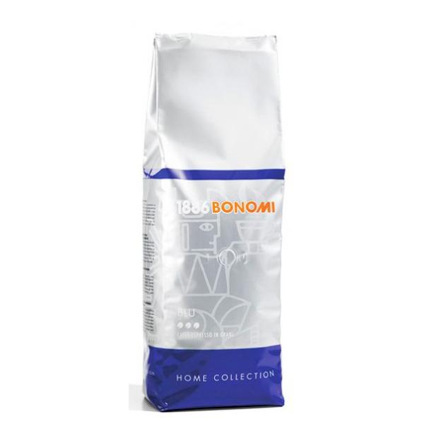 Кофе Bonomi Blu в зернах 1 кг