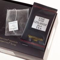 Чай черный Цейлон Dammann Ceylon в пакетиках 24 шт.