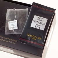 """Чай черный """"Цейлон"""" Dammann Ceylon в пакетиках 24 шт."""