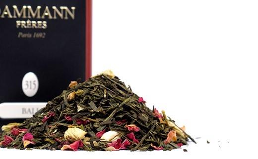 Чай зеленый Dammann Bali (Дамманн Бали) в  жестяной банке 90 гр.