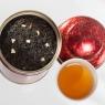 """Чай ароматный Рождественский""""  Dammann (Christmas Tea Rouge) в жестяной банке 100 гр."""