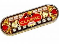 """Конфеты Sorini """"Classic"""" Ассорти шоколадных пралине 265 г"""
