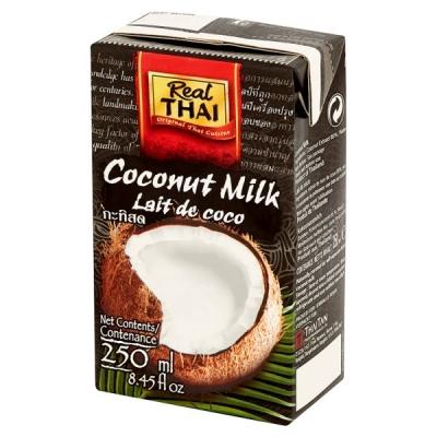 Кокосовое молоко Real THAI 250 мл