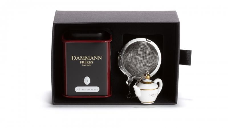 Подарочный набор чая Dammann Coffret №1