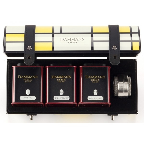 Подарочный чайный набор Dammann «Чарльстон» Charleston