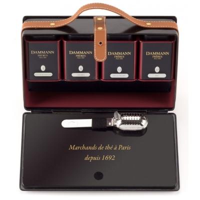Подарочный чайный набор Dammann «Д-Кейс» D-Case