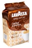Кофе Lavazza Crema e Aroma взернах 1кг