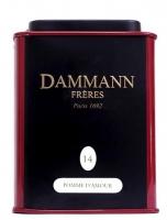 Чай черный Dammann The Pomme D'Amour (Дамман Яблоко Любви) в жестяной банке 30 гр