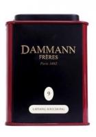 Чай черный Dammann Lapsang Souchong (Дамман Лапсан Сушонг) листовой в жестяной банке 30 гр