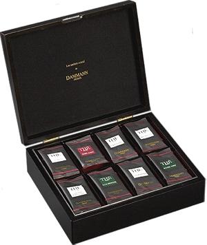 Подарочный чайный набор Dammann Саше Кристалл