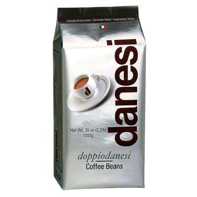 Кофе в зернах Danesi Doppio (Данези Доппио) 1 кг