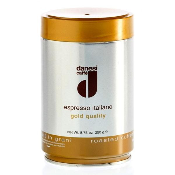Кофе в зернах Danesi Gold (Данези Голд) 250 гр
