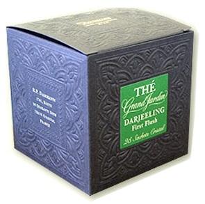 """Чай черный """"Дарджилинг Первый сбор"""" Dammann Darjeeling First Flush в шелковых пакетиках 25 шт."""