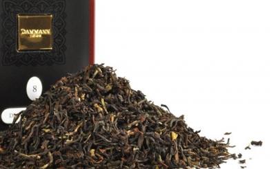 Чай черный Dammann Darjeeling G.F.O.P. (Дамман Дарджилинг) листовой в жестяной банке 100 гр.