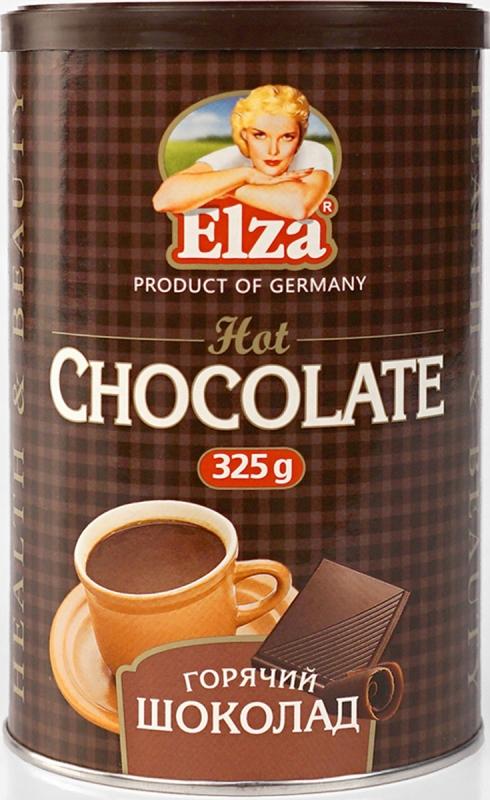 Горячий шоколад Elza Hot Chocolate 325 г