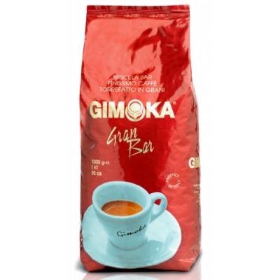 Кофе в зернах Gimoka Rossa Gran Bar (Гимока Росса Гран Бар) 1 кг