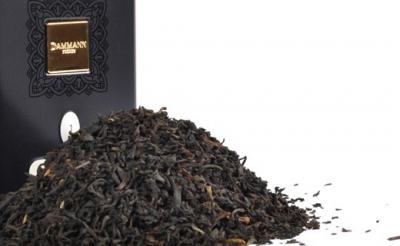 Чай черный Dammann The Gout Russe Douchka (Дамманн Русский вкус Душка) в жестяной банке 100 гр.