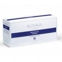 """Чай черный с чабрецом Althaus (Альтхаус)""""Горные травы"""" пакетированный для чайника"""