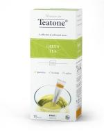 Зеленый чай Teatone в стиках 15шт х 1.8 г