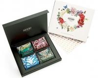 Newby подарочный набор чая в пирамидках Сердце