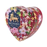 Чай черный листовой Richard Royal Heart 30 г