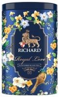 Чай черный листовой Richard Royal Love 80 г