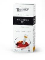 Черный чай Teatone в стиках 15шт х 1.8 г