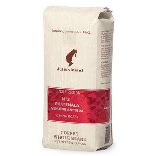 Кофе Julius Meinl Гватемала Гению Антигуа №3 в зернах 250 г