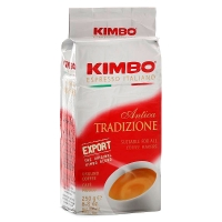 Кофе молотый Kimbo Export Antica Tradizione (Кимбо Экспорт) 250 г