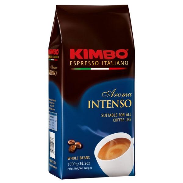 Кофе в зернах Kimbo Aroma Intenso (Кимбо Арома Интенсо) 1 кг