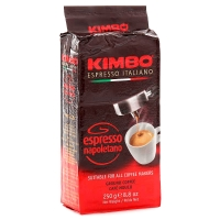 Кофе молотый Kimbo Espresso Napoletano (Кимбо Эспрессо Наполетано) 250гр