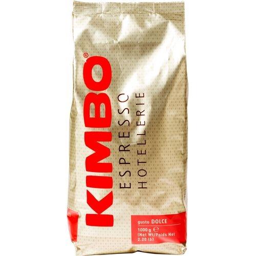 Кофе в зернах Kimbo Gusto Dolce (Кимбо Густо Дольче) 1 кг