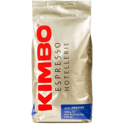 Кофе в зернах Kimbo Gusto Morbido (Кимбо Густо Морбидо) 1 кг