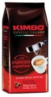 Кофе взернах Kimbo Espresso Napoletano (Кимбо Эспрессо Наполетано) 250гр