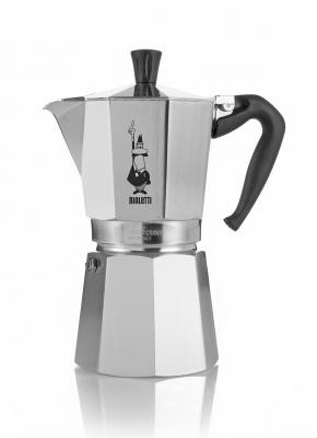 Гейзерная кофеварка Bialetti Moka Express (Биалетти Мока Экспресс) на 9 чашек 540 мл