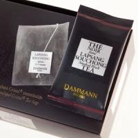 Чай черный Лапсан Сушонг Damann Lapsang Souchong листовой в шелковых пакетиках 24 шт.