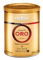 Кофе Lavazza Qualita ORO молотый в банке 250 г