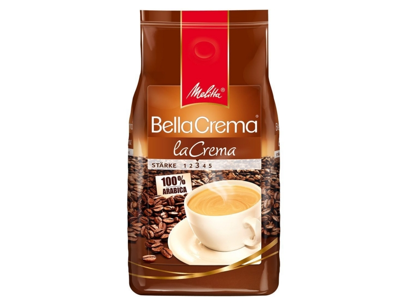 Кофе Melitta BellaCrema LaCrema в зернах 1 кг