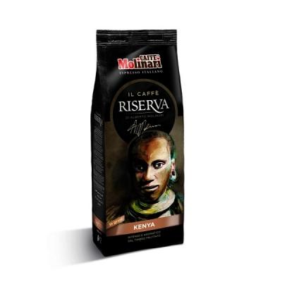 Molinari Riserva Keniya (Молинари Резерва Кения) кофе в зернах 250 гр